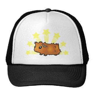 Little Star Guinea Pig (scruffy) Cap