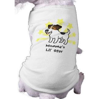 Little Star Jack Russell Terrier Shirt