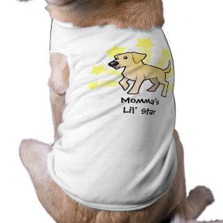 Little Star Labrador Retriever Shirt
