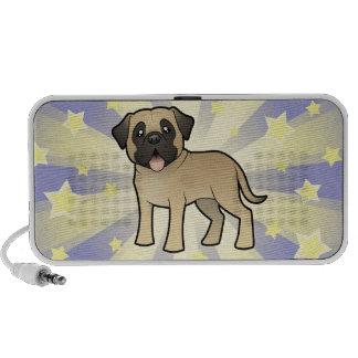 Little Star Mastiff / Bullmastiff iPhone Speaker
