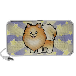 Little Star Pomeranian Portable Speaker