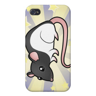 Little Star Rat Case For iPhone 4