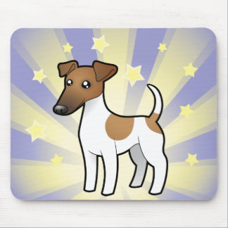 Little Star Smooth Fox Terrier Mouse Pad