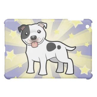 Little Star Staffordshire Bull Terrier iPad Mini Cases