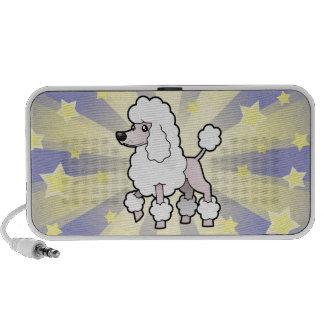 Little Star Standard/Miniature/Toy Poodl show cut Travel Speaker