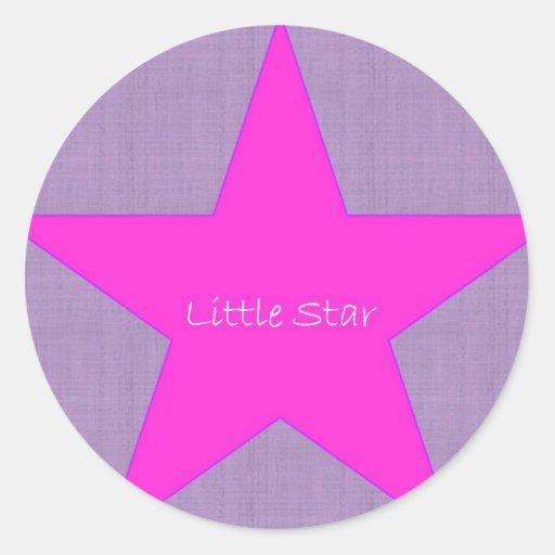 Little Star Sticker