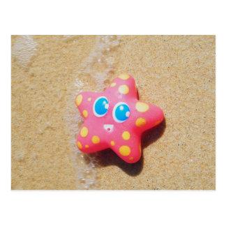 Little Starfish Postcard