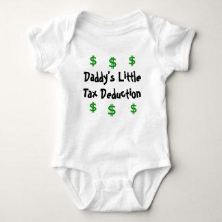 Little Tax Deduction Baby Bodysuit