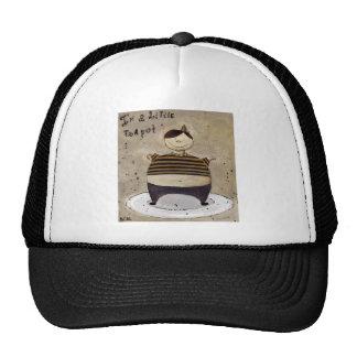 little tea pot cap