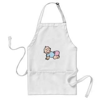 Little Toddler Aprons