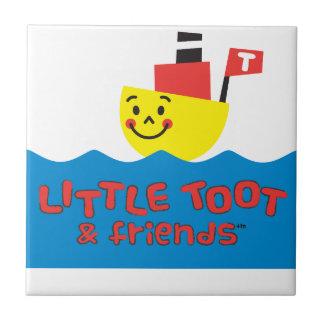 LITTLE TOOT & FRIENDS CERAMIC TILE