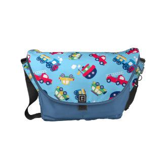 Little transport courier bag