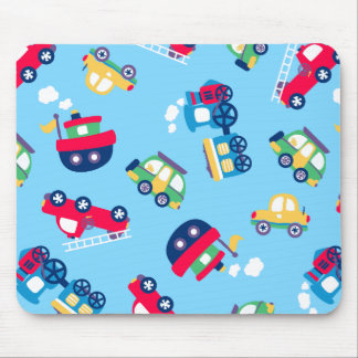 Little transport mouse pad