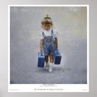 Little Traveler Poster