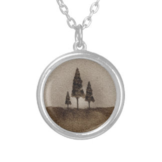 Little Trees Custom Necklace
