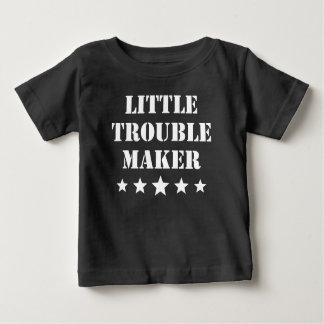 Little Trouble Maker Baby T-Shirt