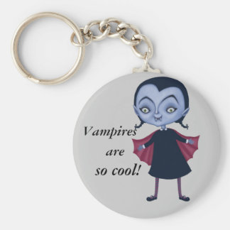 Little Vampire Key Chain