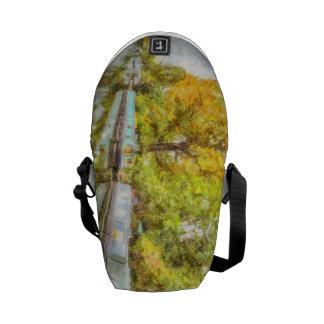 Little Venice Art Messenger Bag