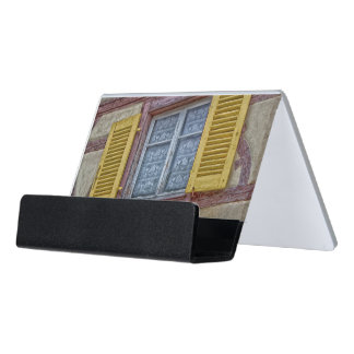 Little Venice in Colmar Desk Business Card Holder