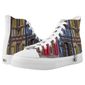 Little Venice in Colmar Printed Shoes