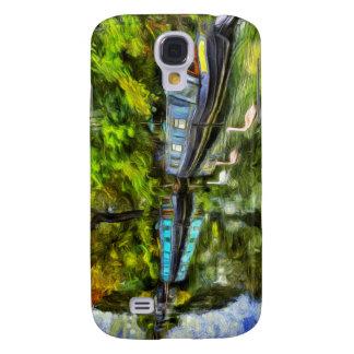 Little Venice London Van Gogh Galaxy S4 Cover