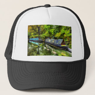 Little Venice London Van Gogh Trucker Hat