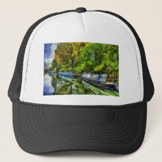 Little Venice London Van Gogh Trucker Hat