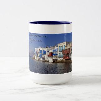 Little Venice, Mykonos mug