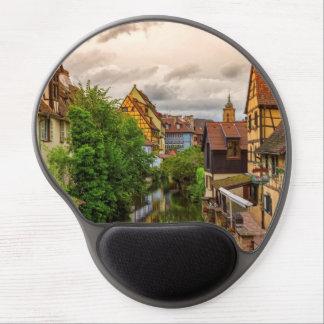 Little Venice, petite Venise, in Colmar, France Gel Mouse Pad