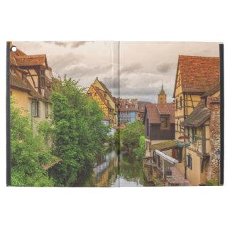 """Little Venice, petite Venise, in Colmar, France iPad Pro 12.9"""" Case"""