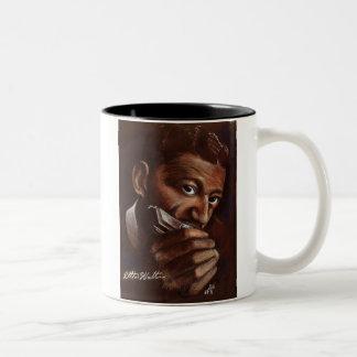 Little Walter Two-Tone Coffee Mug