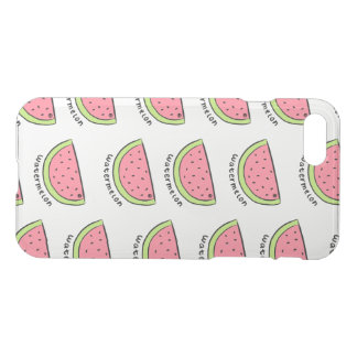 Little Watermelons Transparent iPhone Case