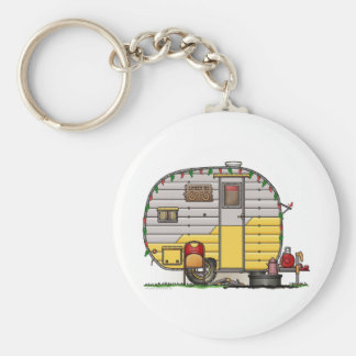 Little Western Camper Trailer Key Ring