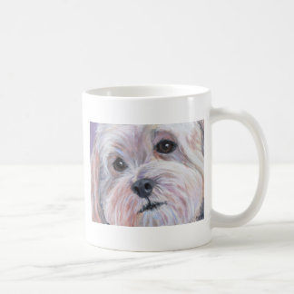 Little White Dog Mug