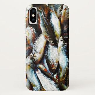 Little White Fish iPhone X Case