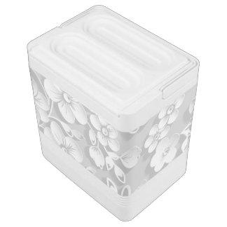Little White Flowers Cooler