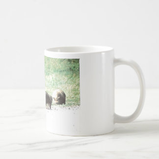 Little Wild Pigs Sketch Coffee Mug