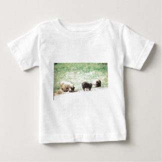 Little Wild Pigs Sketch Tshirts