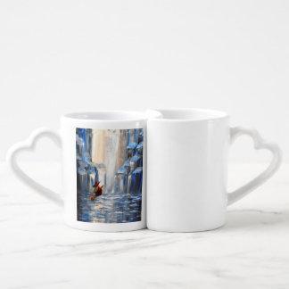 Little witch coffee mug set