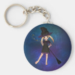 Little Witch Key Chains