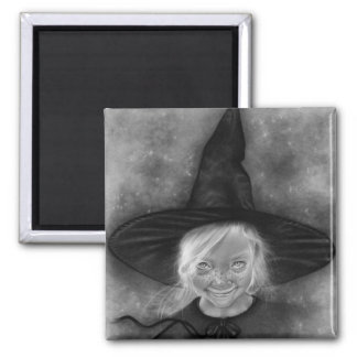 Little Witch Magnet