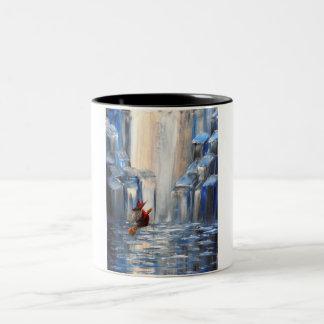 Little witch Two-Tone coffee mug