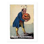 Little Wizard Stories of Oz Halloween Post Cards