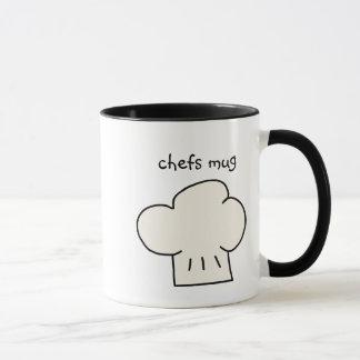 little wobblies chefs mug