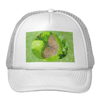 Little Wood Satyr Butterfly Coordinating Items Cap