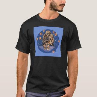 Little Wrinkled Bloodhound Puppy T-Shirt