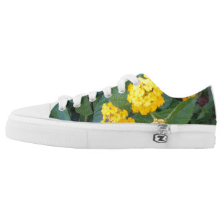 LITTLE YELLOW FLOWERS LOW TOPS