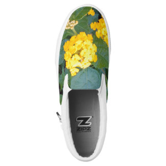 LITTLE YELLOW FLOWERS Slip-On SHOES