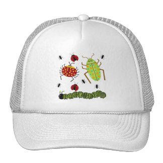 Littlebeane Bugs Insects  Ladybug Ant Caterpillar Cap