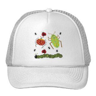 Littlebeane Bugs Insects  Ladybug Ant Caterpillar Cap